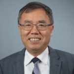 Photograph of Dr Kejing Chen